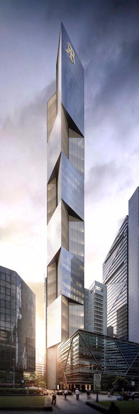 创意未来建筑图