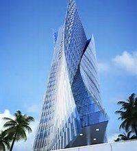 创意未来建筑图片设计