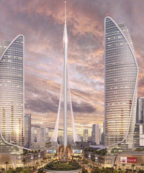 创意未来建筑素材 设计
