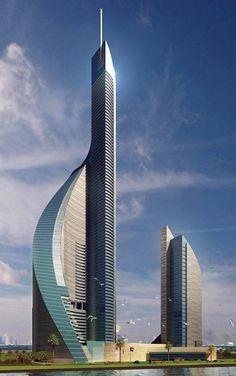创意未来建筑设计稿图