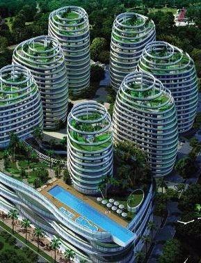 创意未来建筑作品集