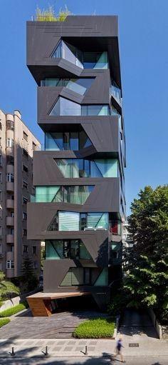 特色未来建筑高清图