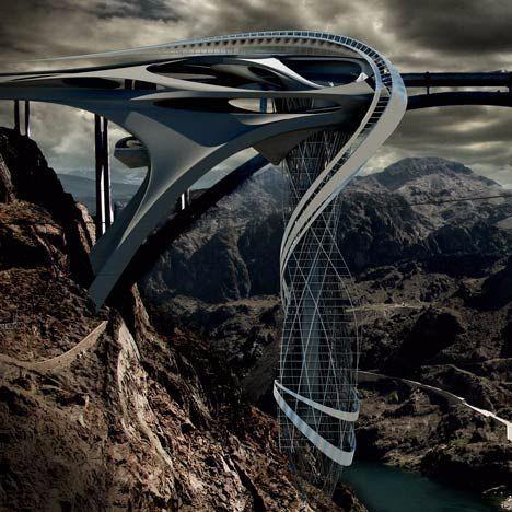 特色未来建筑案例 设计