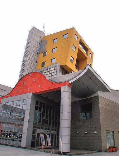 高端未来建筑灵感图