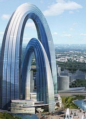 高端未来建筑案例 设计