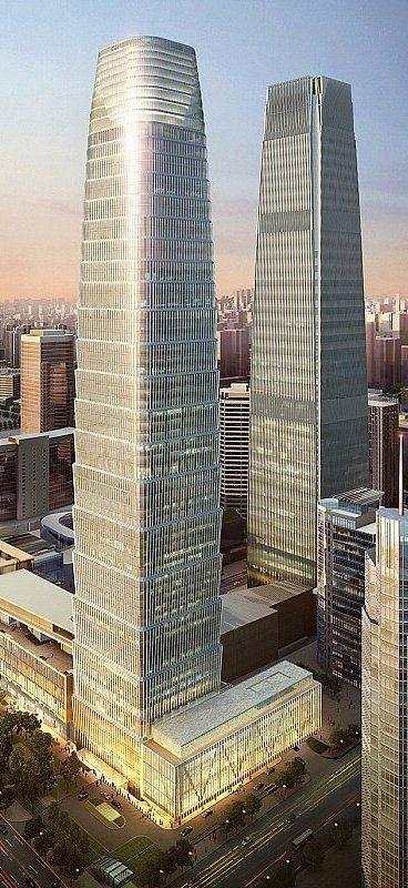 经典未来建筑参考