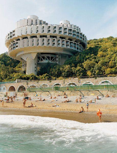 经典未来建筑灵感图