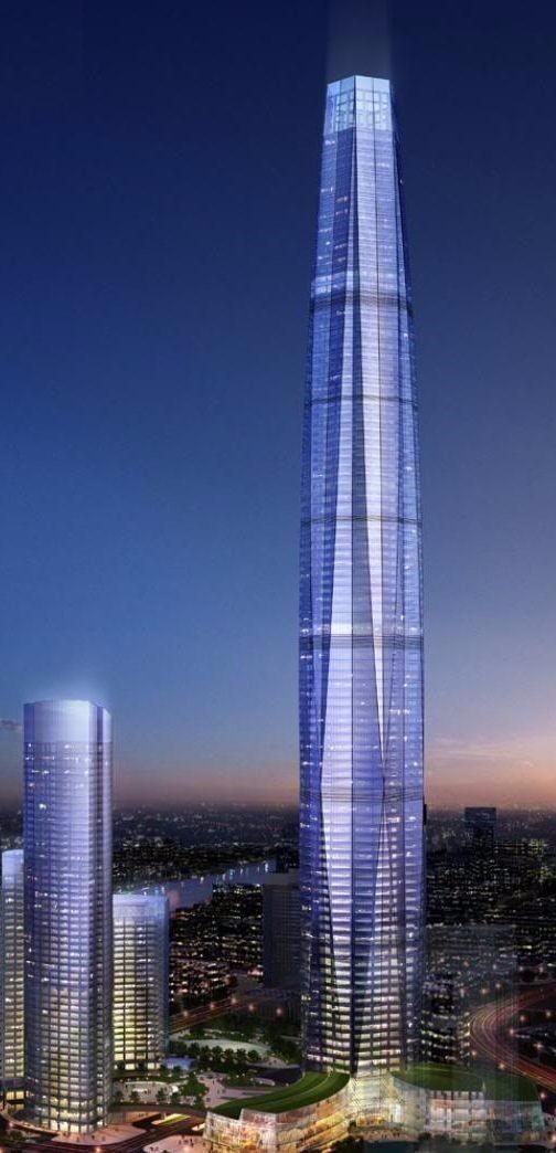 经典未来建筑设计效果国