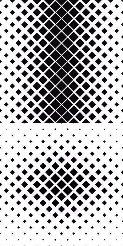 黑白纹理 设计图