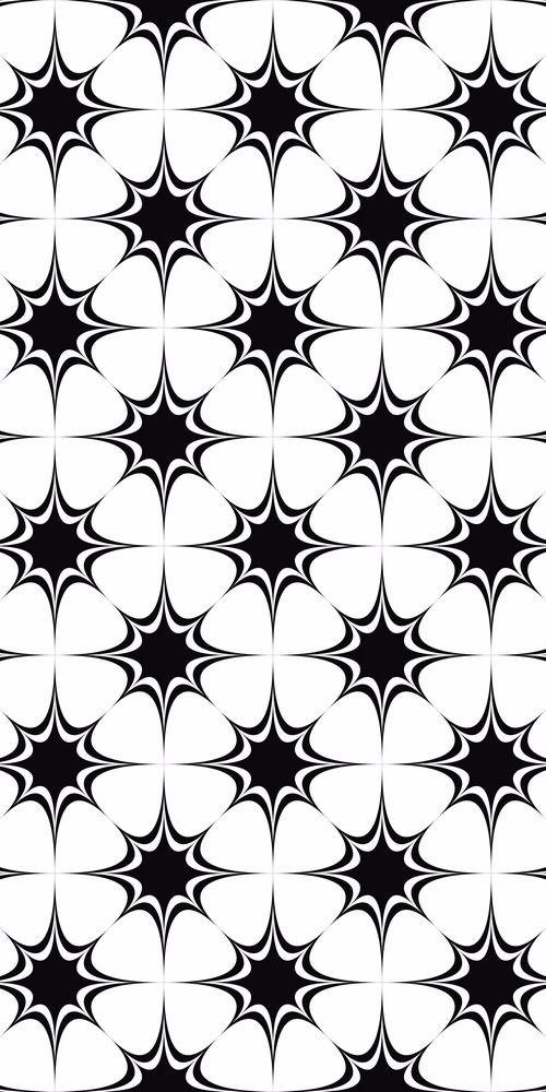 创意黑白纹理效果国