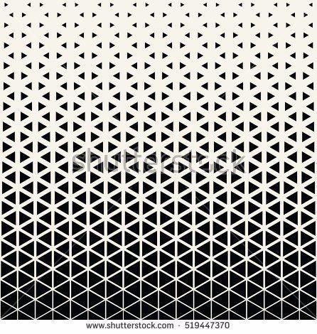 创意黑白纹理设计案例