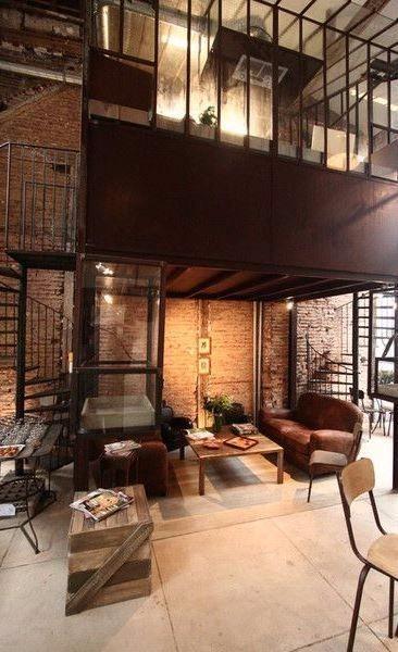 loft 设计图片