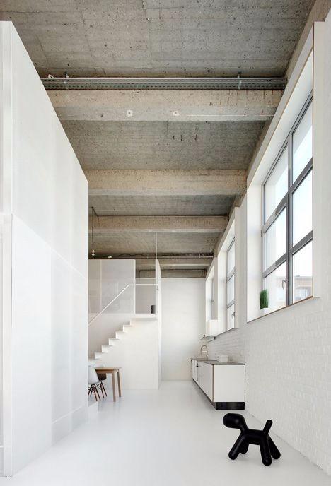 特色loft如何设计