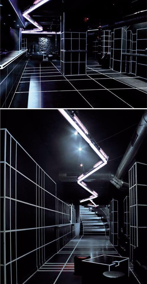 未来感影院概念图