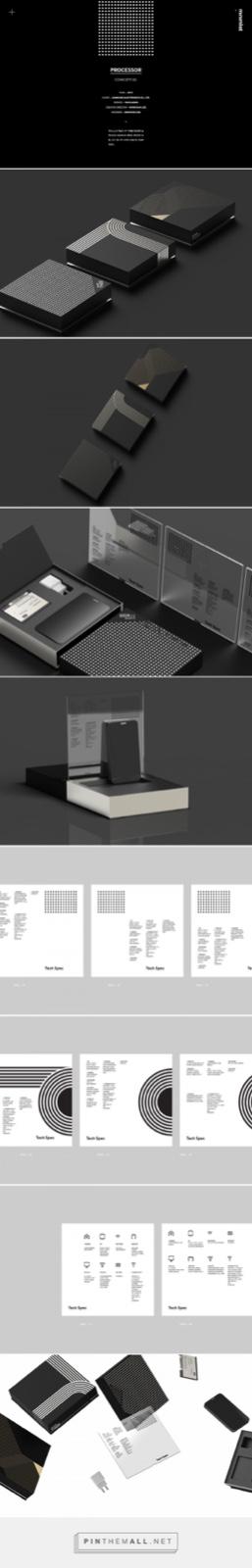 黑白灰创意室内设计参考