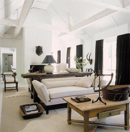 黑白灰特色室内设计参考