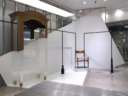 国外网红展厅设计