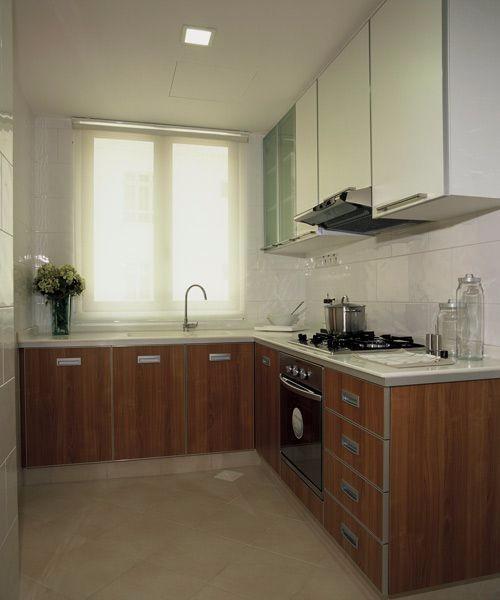厨房间设计图集