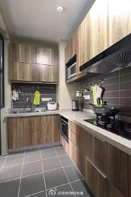 厨房间装修 效果图