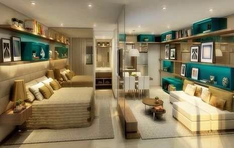 特色公寓的装潢效果图