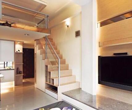 高端公寓设计图库
