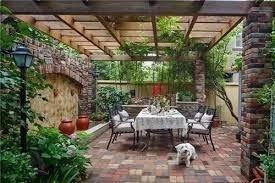 创意庭院图纸