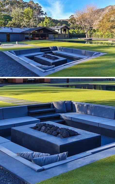 高端庭院设计 参考