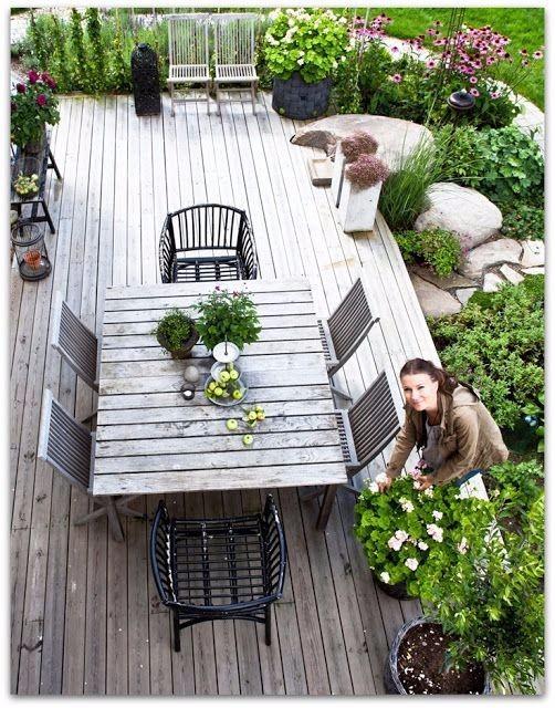最流行庭院制作