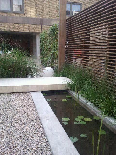 最流行庭院设计 图库
