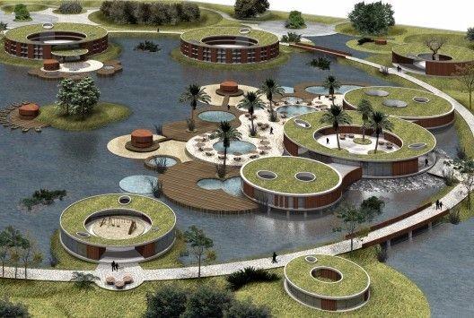 高端广场景观素材 设计