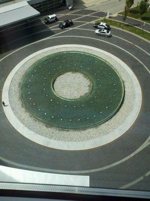 个性广场景观设计 灵感
