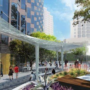 个性广场景观设计素材