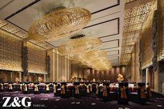 酒店大堂设计大全