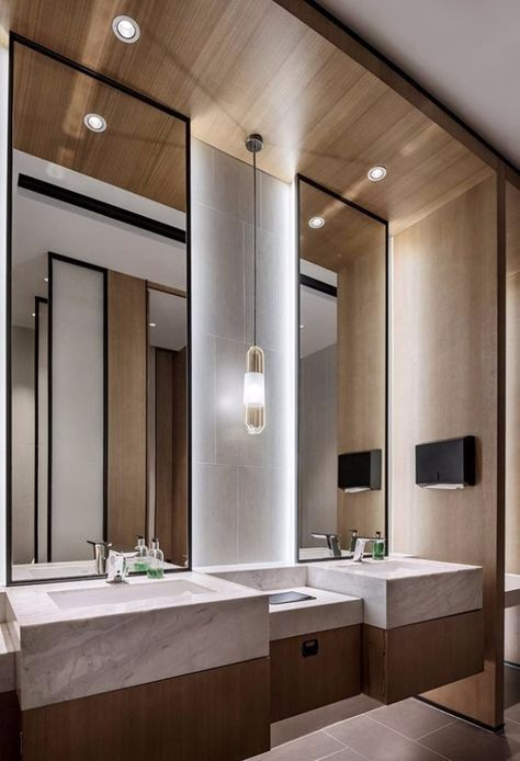 高端洗手间设计 参考