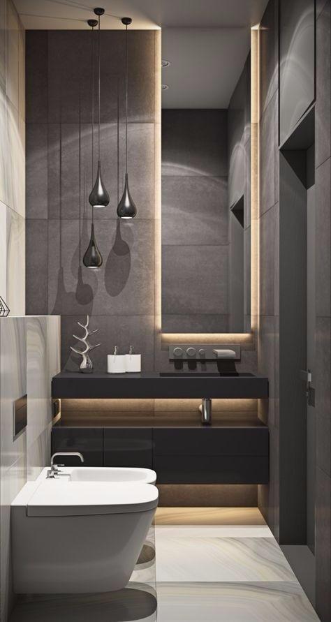 高端洗手间设计搞图