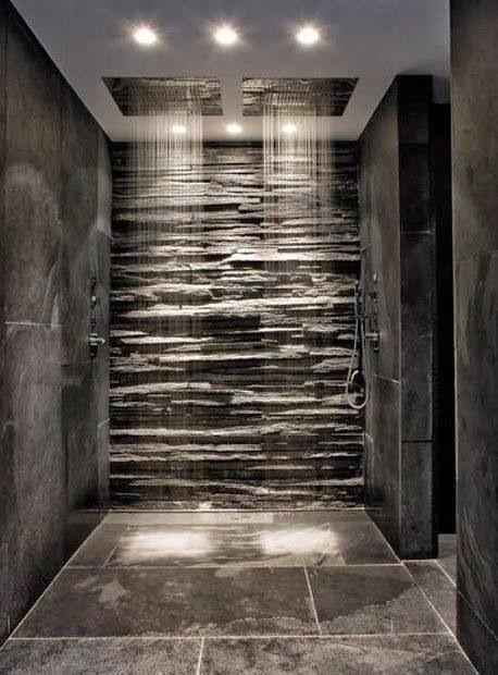 个性洗手间室内图片