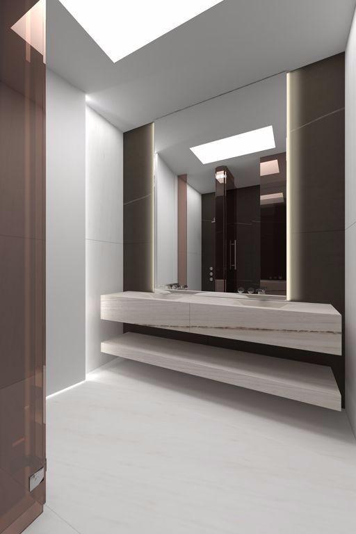 个性洗手间的装饰 设计