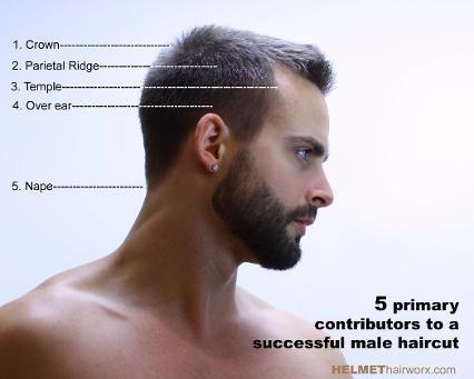 顶尖发型室内素材