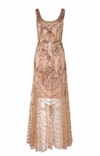 流行礼服设计素材
