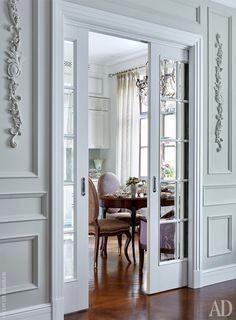 创意装饰门制作