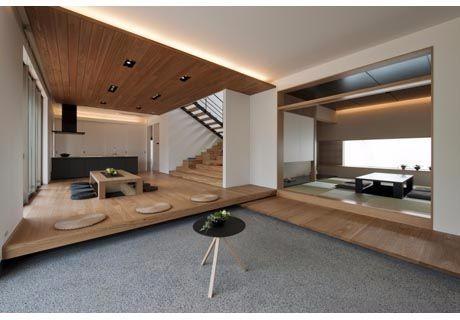 室内装饰日式风格
