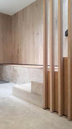 流行日式风格装潢样板房