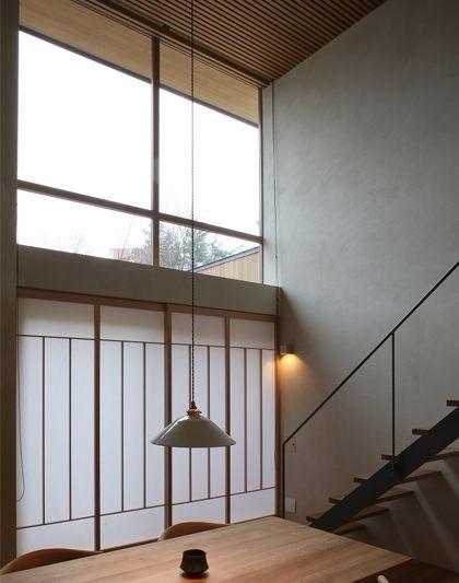 时尚日式风格室内图片