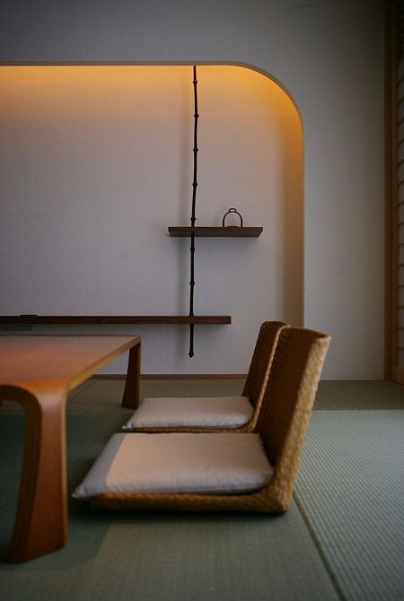 网红日式风格室内设计