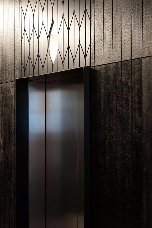 电梯厅图片 设计
