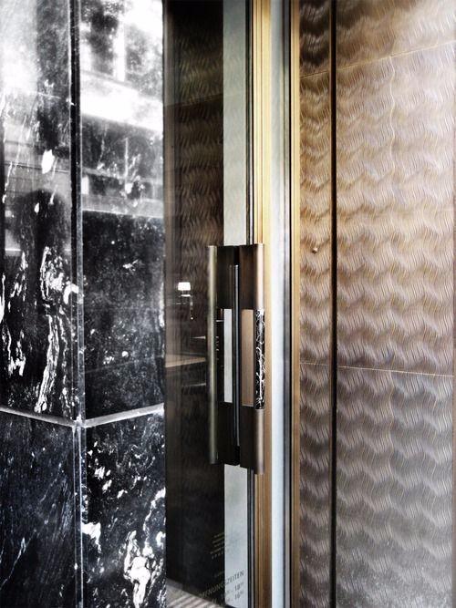 电梯厅设计 素材
