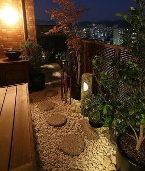 创意阳台设计 图片