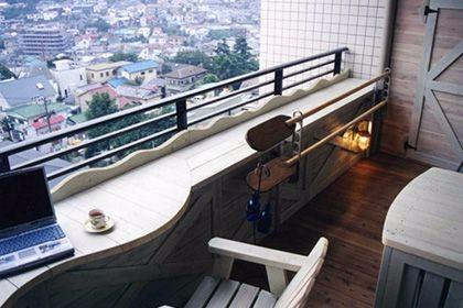 创意阳台效果图设计