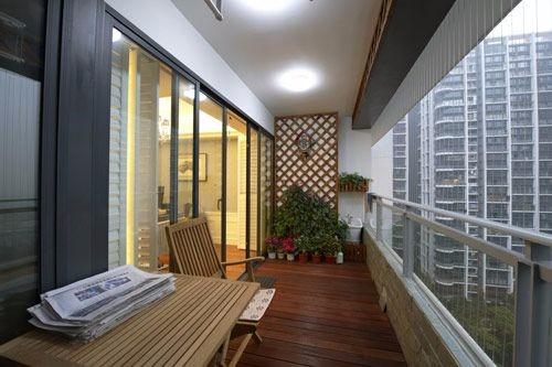 个性阳台家居设计