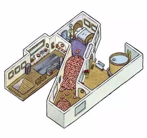 经典室内设计参考设计